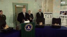 【動画ニュース】FBIがダミーの頭部を作成 アルカトラズ島脱獄囚の遺留品