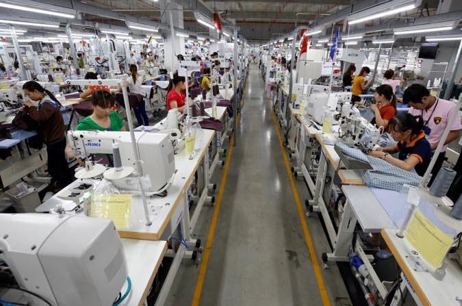 ベトナムの衣料輸出が急増、米中貿易摩擦など背景=業界幹部
