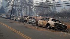 米カリフォルニア州の山火事、死者少なくとも42人
