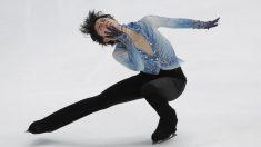 フィギュア=羽生が男子SP世界最高点更新、ロシア杯