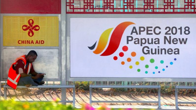 APEC、首脳宣言初めて断念 米中の対立深まる