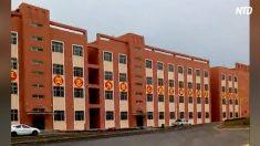 【動画ニュース】隠し撮り映像が明かす新疆再教育収容所の実態