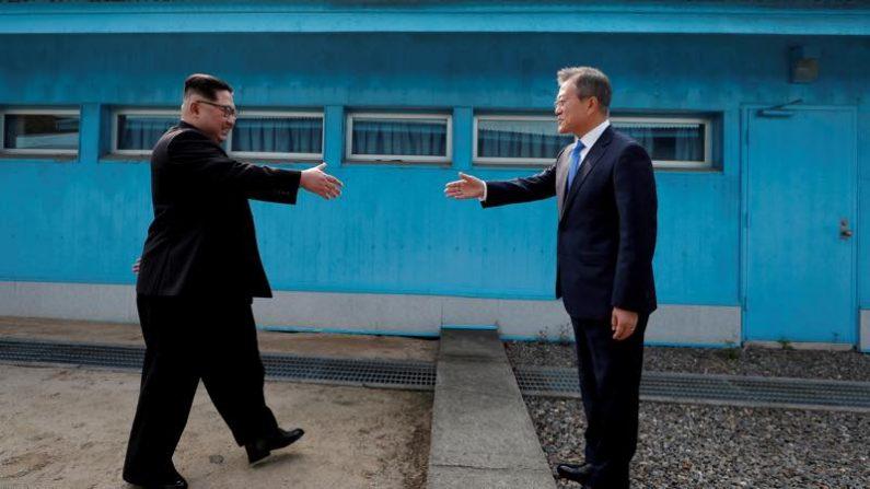 焦点:北朝鮮対応巡り韓国政府に「亀裂」、非核化交渉の妨げに