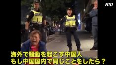 【動画ニュース】海外で騒動を起こす中国人 もし中国国内で同じことをしたら?