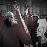 【動画ニュース】NYの旧正月パレードを中国国旗300本が占拠 背後に中国共産党の影?(上)