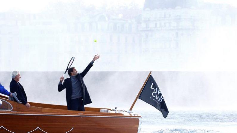 テニス=フェデラー、「世界1位よりグランドスラム優先に」