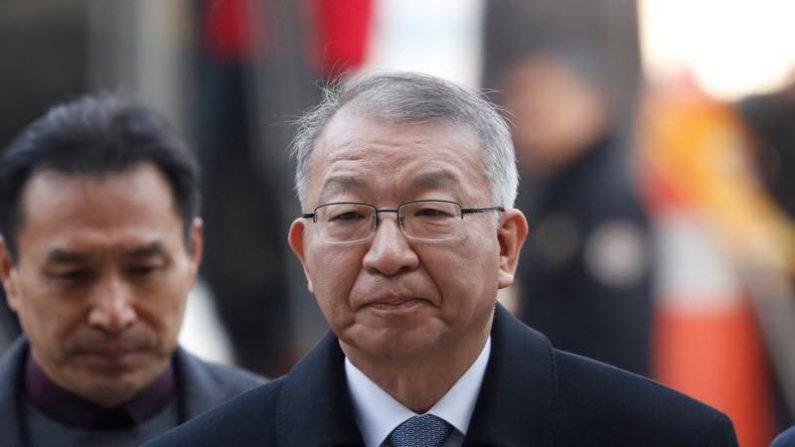 韓国、前最高裁長官を起訴 徴用工訴訟で職権乱用=聯合ニュース