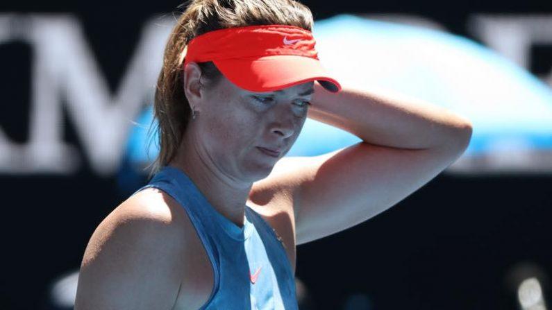 テニス=シャラポワ、肩の負傷で来月のパリバOPを欠場
