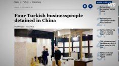 【動画ニュース】中国当局がトルコ人4人を拘束 専門家は人質外交の限界を指摘