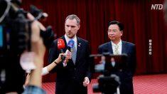 【動画ニュース】「一つの中国」に異議唱えたプラハ市長訪台 蔡総統「台湾は貴方の第二の家」