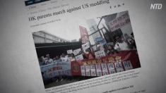 【動画ニュース】フェイクニュースに情報封鎖 !香港情勢に戦々恐々の中共当局