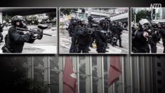 【動画ニュース】香港警察それとも大陸武装警察?共産化が進む香港警察