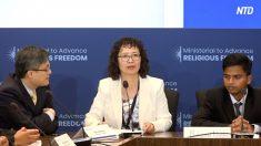 【動画ニュース】「臓器狩りの制止を」米宗教の自由大会で法輪功学習者が証言