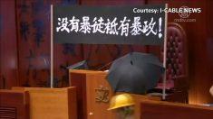 【動画ニュース】当局の罠だった?!疑惑の残る立法会占拠事件