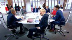 【動画ニュース】G7サミット「中英共同声明の重要性」強調