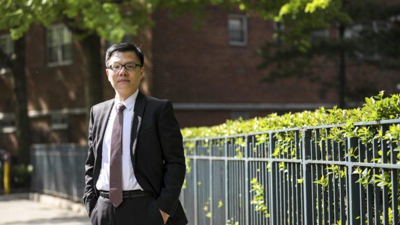 【中国人権問題】法輪功学習者ジェイソン・シオン氏が語る、苛烈な拷問にも屈しなかった信念と勇気の物語
