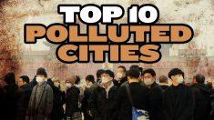 中国の大気汚染都市最新トップ10【チャイナ・アンセンサード】