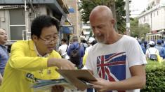 【動画ニュース】横浜で法輪功の反迫害パレード