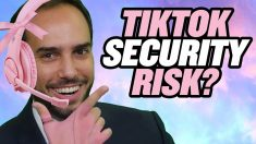 TikTokは危険なアプリ?【チャイナ・アンセンサード】