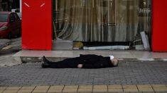 中国で突然倒れる人が急増  AFP記者も目撃