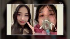 党批判した武漢の女子大生 瀕死の状態で「党へ感謝」と発信