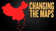 中国は地図をこっそりと変えている?【チャイナ・アンセンサード】|How China Is Secretly Changing Everyone's Maps