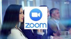 テレビ会議ソフトZoom 暗号化された情報を北京に送信