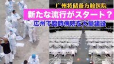 いよいよ新たな流行がスタート?広州で臨時病院を大量建設【禁聞】