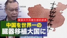 中国臓器移植医「2023年までに中国を世界一の臓器移植大国に」専門家「とっくの昔に…」