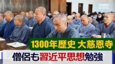 中国の佛教僧がCCP指導者を崇拝する?|英語・字幕ニュース|中国情報