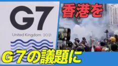 〈字幕版〉「香港をG7の議題に」元英外相6人がジョンソン首相へ要請