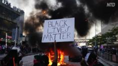 BLMユタ支部創設者「星条旗は憎悪と人種差別を象徴とする」