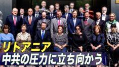 中共の圧力に立ち向かうリトアニア 欧州議会超党派議員らも支援【禁聞】
